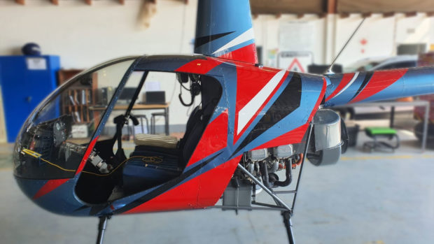Pre-owned Robinson R22 Beta II for Sale