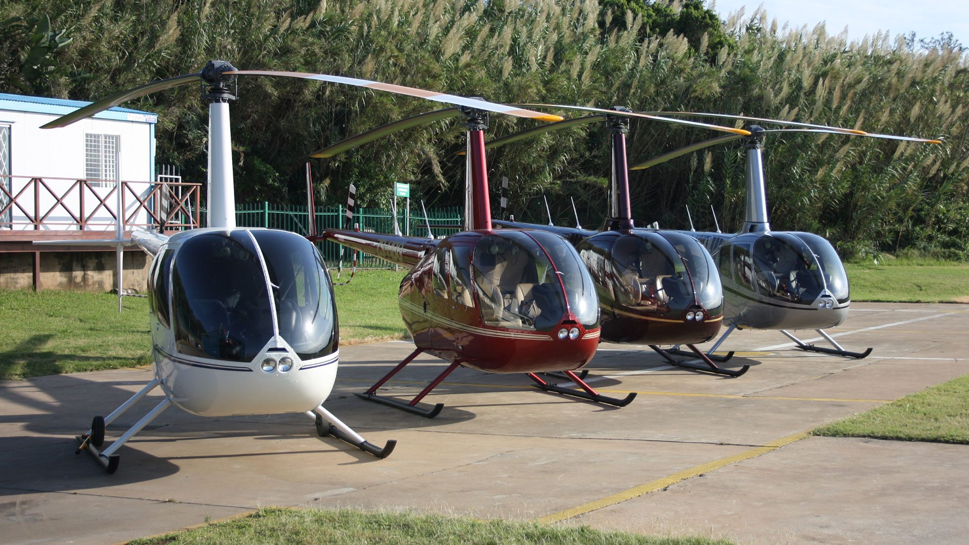 Used Robinson 44 for Sale in Durban
