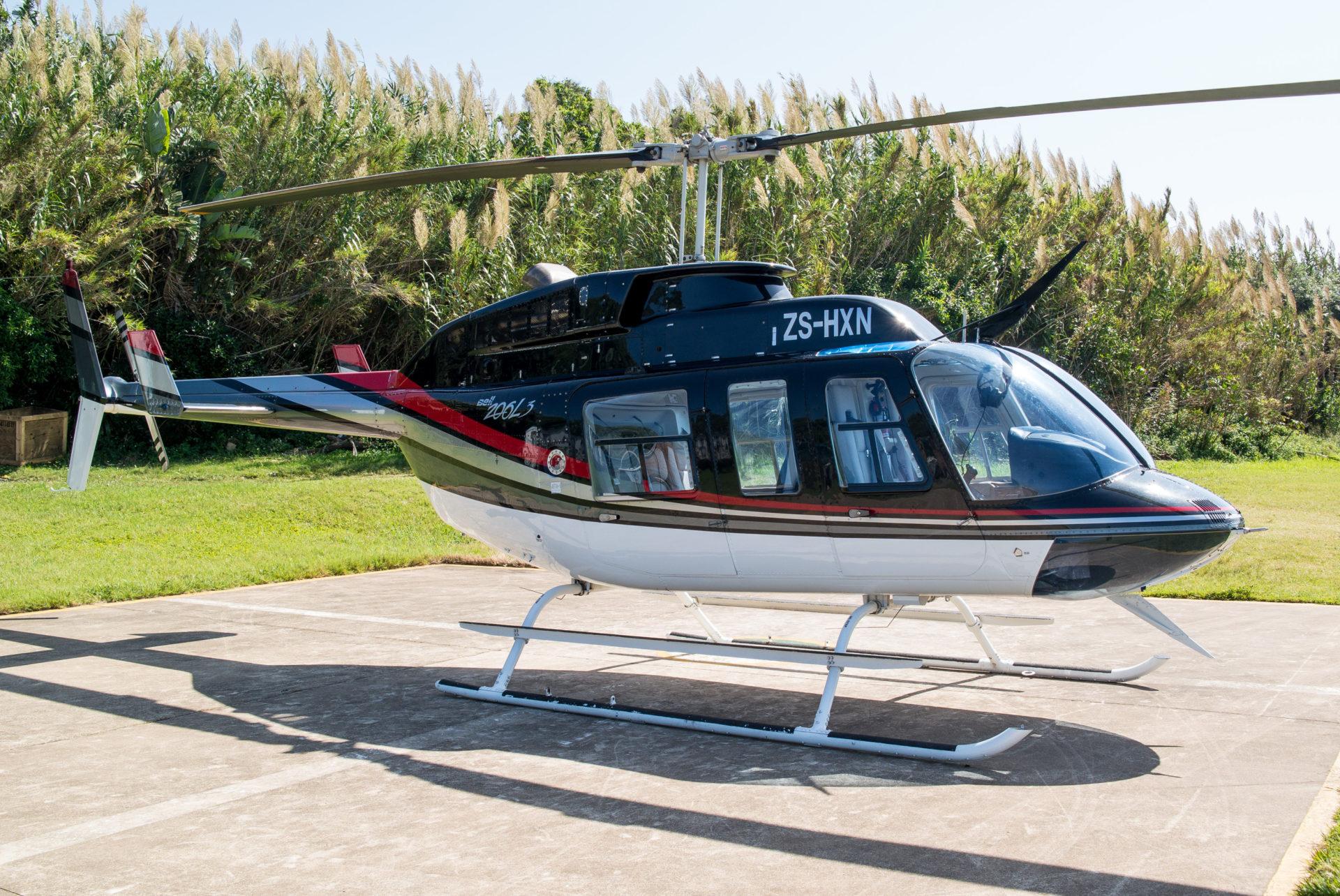 Bell 206L
