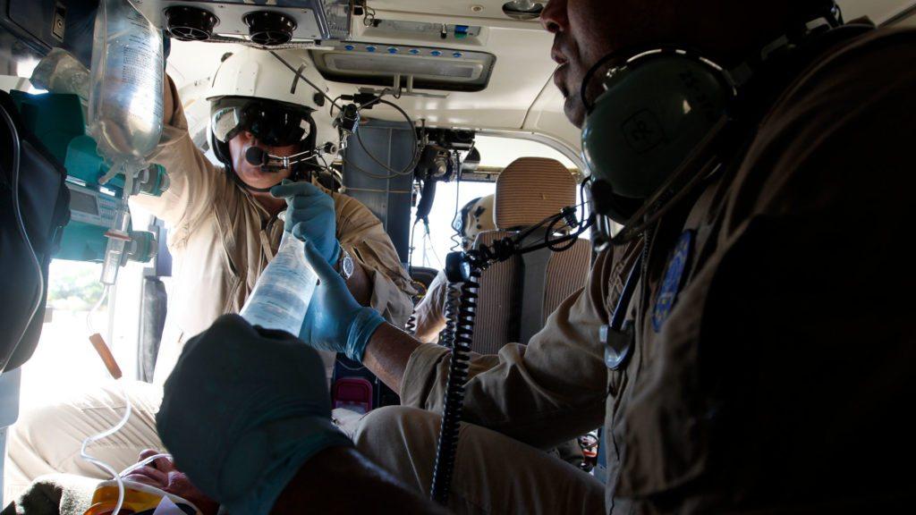 Starlite Medevac / Air Ambulance Flight