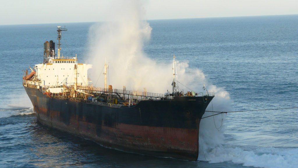 Marine Salvage - 2011 Salvage of the Phoenix